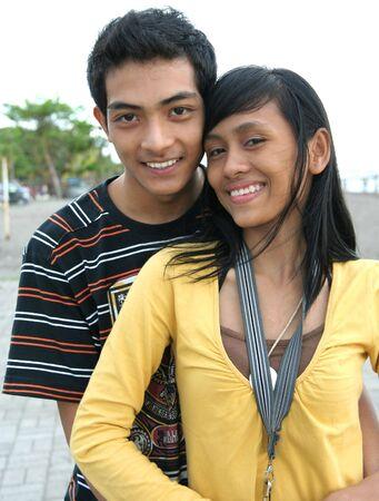 asian couple Stock Photo - 3017492