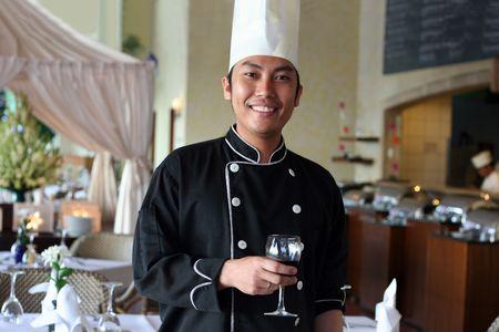 achievment: chef at restaurant