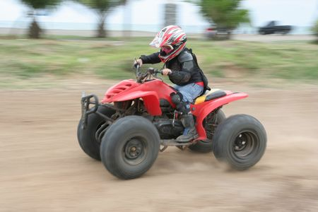 quad: quad bike vehicle