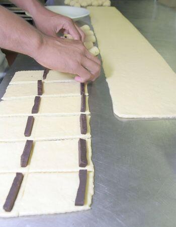 haciendo pan: fabricaci�n de pan