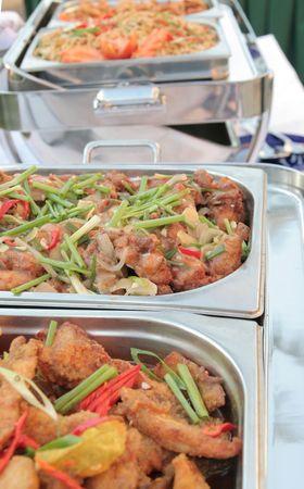 buffet Stock Photo - 3749016