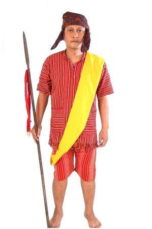 toraja: traditional dress of Toraja Indonesia