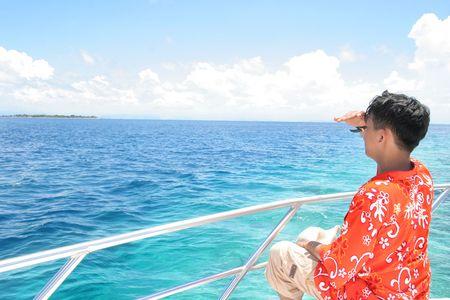 descubrir: descubrir la isla