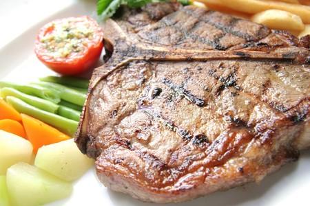 tbone: t-bone steak
