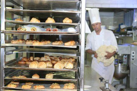shef: bakery industry