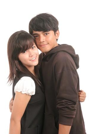happy couple  Stock Photo - 4468245