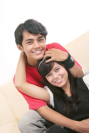 young couple Stock Photo - 4793088
