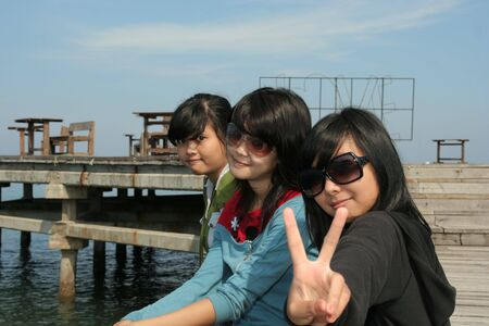 friends outdoor photo