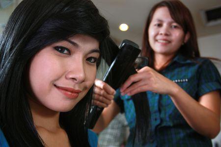 haircut Stock Photo - 5403257