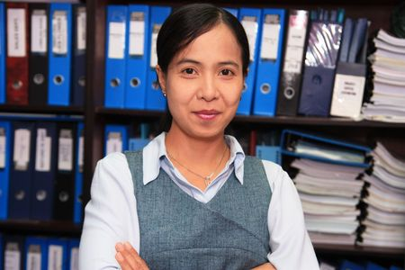 accounting staff Stock Photo - 5400154