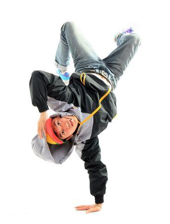 topsyturvy: hip hop dancer