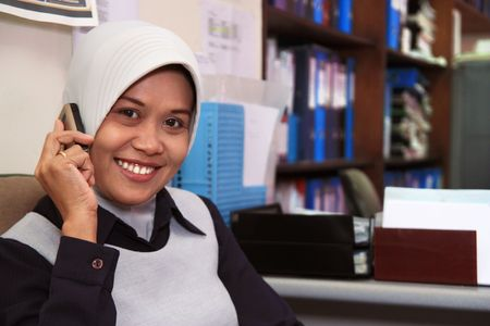 career woman Stock Photo - 5483237