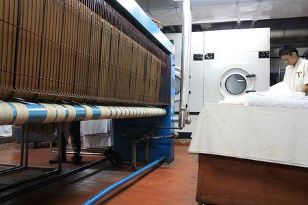laundry industry
