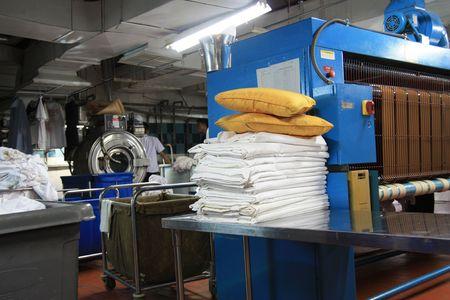 laundry industry Stock Photo - 5546342