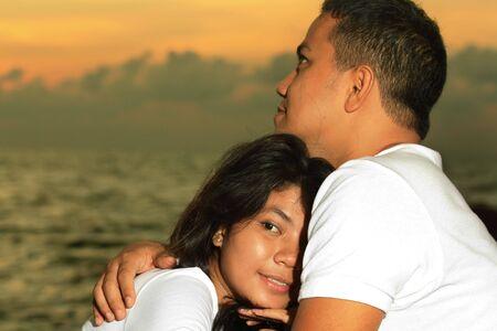 couple in love Stock Photo - 6056274