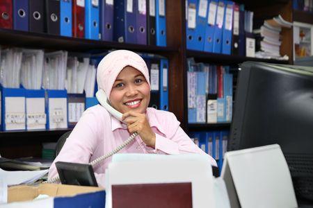 accounting staff photo