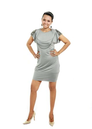 asiaon model full body  Stock Photo - 6736112