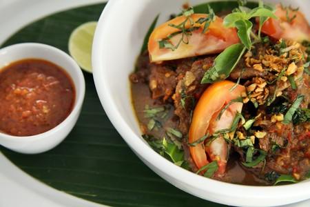 asian food named balado Stock Photo - 7731813