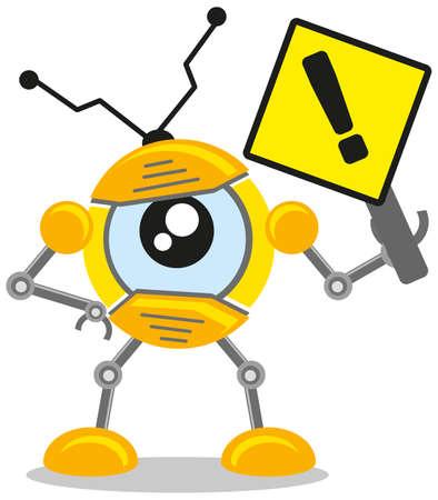 funny robot: Enregistrez-vous Robot