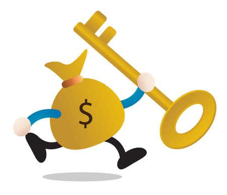 money Stock Vector - 12264941