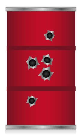 bullet Stock Vector - 12288710