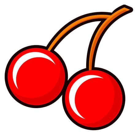 cherry Stock Vector - 12288712