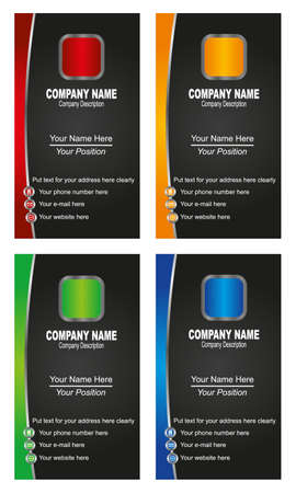 Business card template royalty free cliparts vectors and stock business card template stock vector 12288721 colourmoves