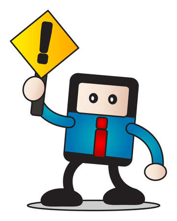 traffic sign Stock Vector - 15098491