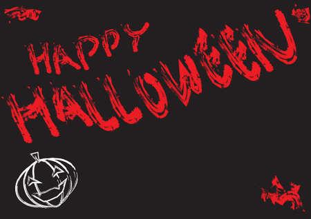 halloween background Stock Vector - 15299321