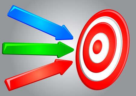 target Stock Vector - 16780491