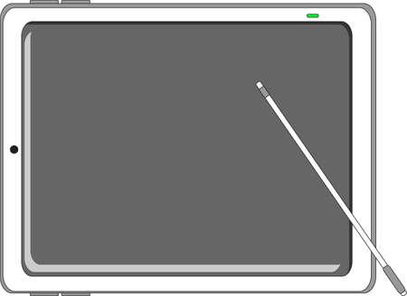 agenda electr�nica: PDA Vectores