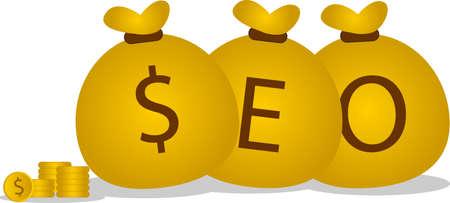 making money Stock Vector - 17137882