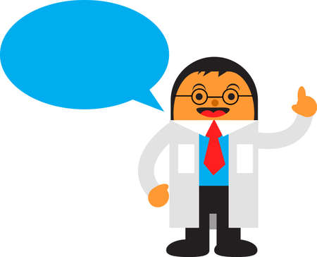 consultation with doctor Stock Vector - 17309017