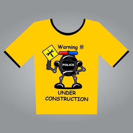 T-shirt design Stock Vector - 18067071