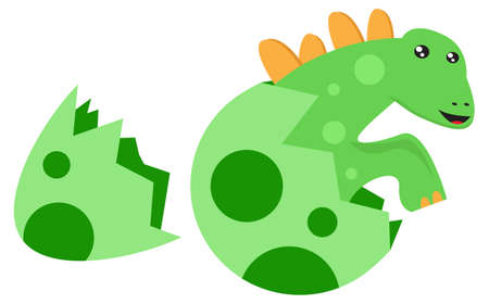 dinosaurus: Dino Born Illustration