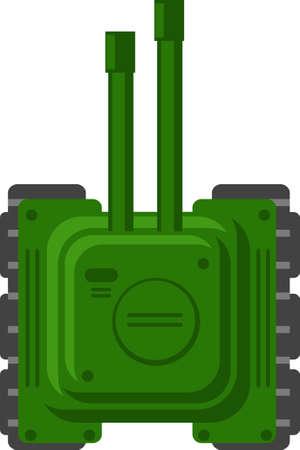 2d: 2D Tank