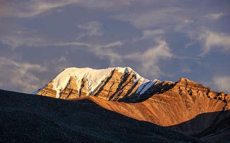 Peaks of Mount Everest