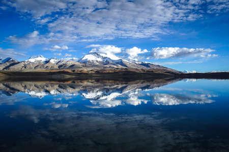 co: Lake Rakshastal, Lake Langa Co