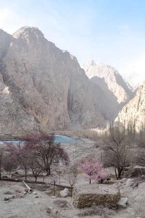 Pamirs scenery