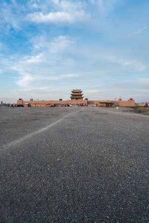 Great Wall Jiayuguan, China