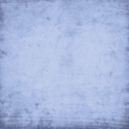 antiquated blue background texture with dark spots Stock Photo