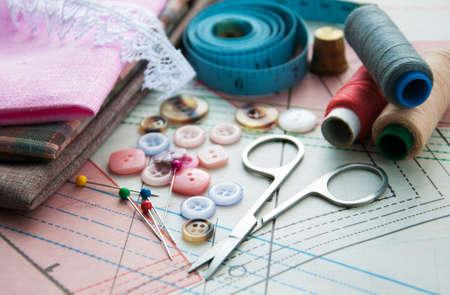 Accessoire du tailleur - fond à coudre