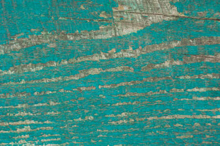 Old wooden weathered green  painted wall texture photo