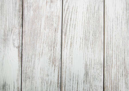 painted wood: background of light wooden planks - white floor texture