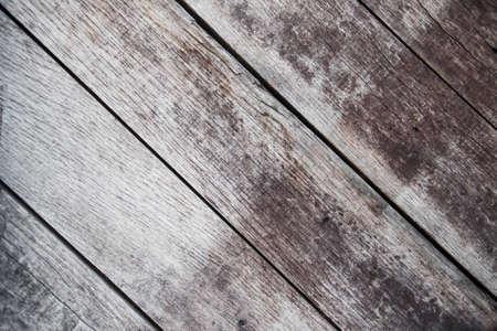 diagonal stripes: grunge background of old weathered wooden plank -  diagonal stripes