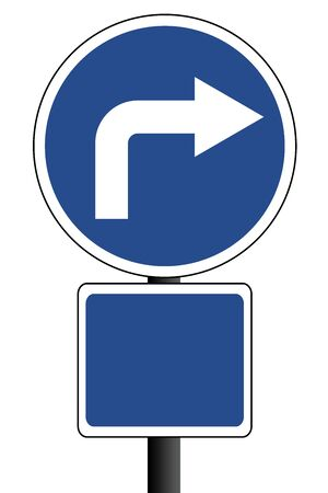 one lane street sign: sign