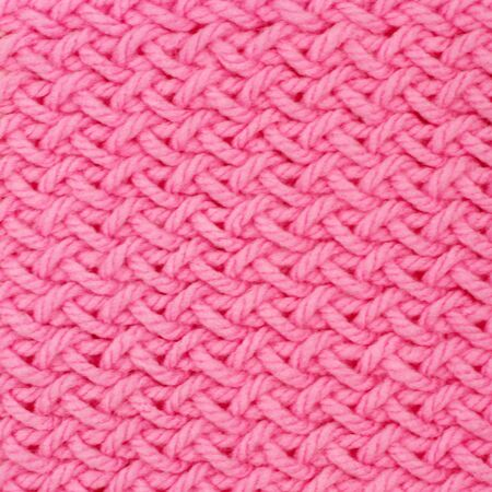 pink knitted texture photo