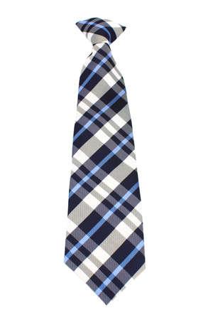 Necktie On White Background