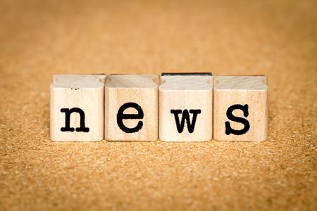 News - Alphabet Stamp Concepts