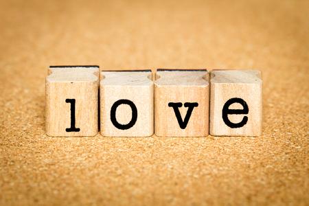 Love - Alphabet Stamp Concepts